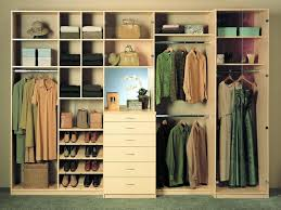 diy closet organizer wood