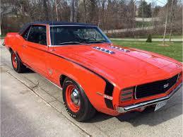 chevrolet camaro rs 1969. 1969 chevrolet camaro rsss 842168 rs 9