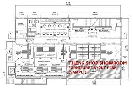 furniture design drawings. furniture layout plan » fabron design - interior drawings service online