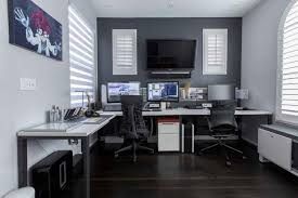 geeks home office workspace. 20 Top DIY Computer Desk Plans, That Really Work For Your Home Office Geeks Workspace I