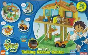 Amazon.com: Fisher Price Diego\u0027s Talking Rescue Center: Toys \u0026 Games