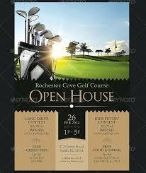 Real Estate Open House Flyer Template Realtor Open House Ideas Golf Open House Flyer Template Real Estate