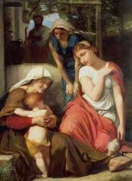 who is naomi in the bible. Simple Who Naomi Obed And Ruth Emile Levy 1859 On Who Is Naomi In The Bible