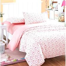 girly teen bedding teenage bed comforters pink fl cute high quality sets twin home remodel ideas