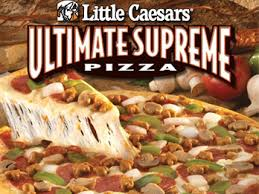 little caesars supreme pizza. Beautiful Supreme 5 For Supreme Pizza OR 9 2 HotNReady Pizzas And And Little Caesars I