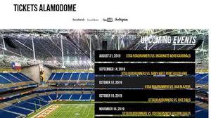 Tickets Alamodome Reviews 2 Reviews Of Ticketsalamodome