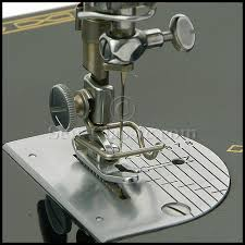 Sewing Machine With Finger Guard