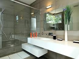 modern master bathrooms. Contemporary Master Bathroom Modern Designs With Big Mirror  Remodel Bathrooms