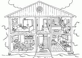 Small Picture Full House Coloring Pages To Print AZ Coloring Pages In Style