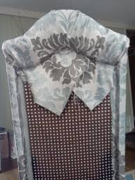 proverbs 31 mom how to turn a cane backed chair into a parsons chair diy furniture upholstery