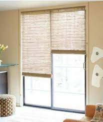 Incredible Sliding Glass Door Window Treatment Ideas Throughout ...
