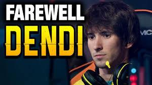 good bye dendi no more ti7 for you dota 2 youtube