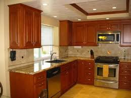 Dark Maple Kitchen Cabinets Kitchen Kitchen Wall Colors With Dark Cabinets Kitchen Paint