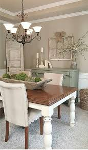 modern rustic farmhouse dining room style 22