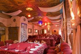 Indian Restaurant Decor Design