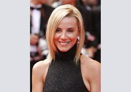 Assertion and goals achievement are at the centre of your concerns. Laurence Ferrari With Hair Resting Upon The Tip Of Her Shoulders And Joanna Page With A Jaw Line Length Hairstyle