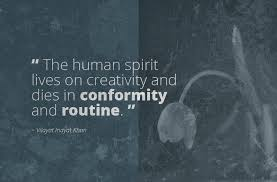 Conformity Quotes Interesting 48 Rare Creativity Quotes To Awaken The Artist In Yourself