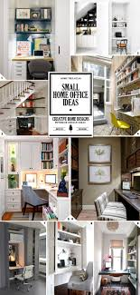 creative home office spaces. 4 Ways To Maximize Space In A Small Home Office: Ideas And Design Creative Office Spaces