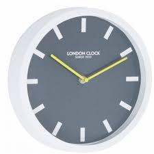 london clock company pop white wall