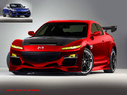 mazda rx8 modified red. red rx 8 image mazda rx8 modified r
