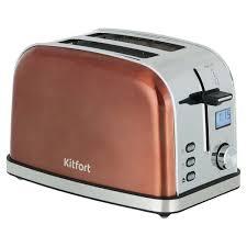 Купить <b>Тостер Kitfort</b> КТ-<b>2036</b>-<b>2</b> в каталоге интернет магазина М ...