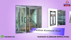 Aluminum Doors and Windows By Vaishnavi Aluminium Works, Pune ...