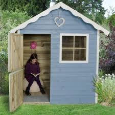 forest thyme kid s kabin playhouse 6x5