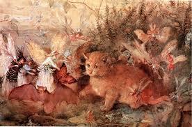 Kuvahaun tulos haulle cat fairy