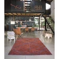 nina marquina rug african house