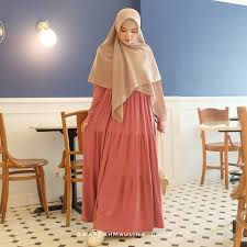Join facebook to connect with wardah rhian maulana and others you may know. Bella Dress Valenia Color Wardah Maulina Daily Facebook