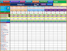 Excel Spreadsheet Templates For Tracking Training Excel Spreadsheet Training Calendar Templates For Tracking Courses