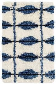 seaside cottage rugs noma indigo woven wool rug