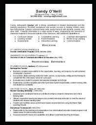 Preschool Resume Sample Kindergarten Teacher Resume Sample Preschool ...