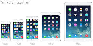 iphone 6 screen size inches iphone 6 size comparison rumored iphone