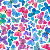 Butterfly Patterns Fascinating Butterfly Fabric Wallpaper Gift Wrap Spoonflower