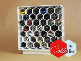 Image result for studio cable storage solution ziplock bags
