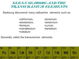 VCE CHEMISTRY-UNIT 1 PART 1 DEVELOPMENT OF THE PERIODIC TABLE ...