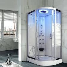 what is a steam shower l no steam shower cubicle enclosure bath steam shower costco canada