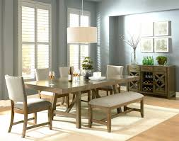 simple dining room chandelier height