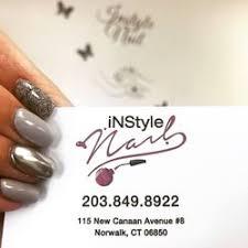 photo of instyle nails norwalk ct united states