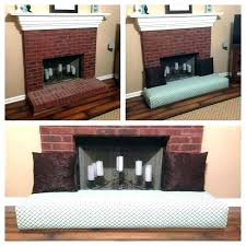 baby proof brick fireplace baby proof fireplace screen child proof fireplace fireplace cover by proof best