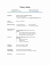Chef Resume Samples New Attorney Cover Letter No Experience Write