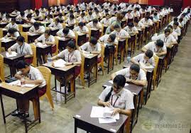 short essay on the day of examination examination
