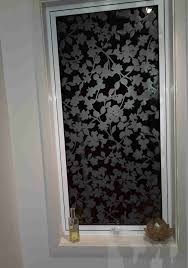 Sandblast Glass Designs Gallery Etching On Windows And Glass Doors Enhances Privacy And