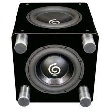 Sumiko S.9 350Watts RMS Active Subwoofer
