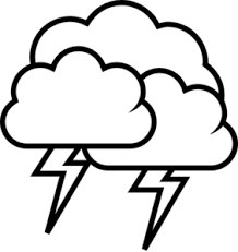 Small Picture Tango Weather Storm Outline Clip Art at Clkercom vector clip