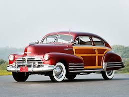 1948 Chevrolet Fleetline Aerosedan Coupe | Classic Cars back in ...