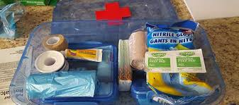 diy dollar first aid kit