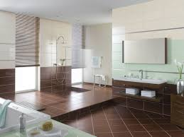 Brown Color For Bathroom Floor Tile