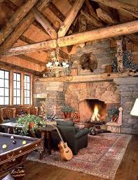 log cabin home designs